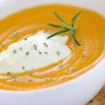 Тыквенный ароматный суп