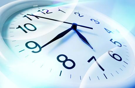 Повестку дня формирует время.