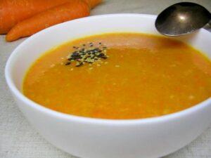 tikvenno-morkovnii sup