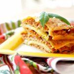 Итальянская лазанья (пастичо)
